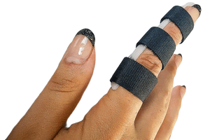 Ergotherapie Grevenbroich Fingerschiene